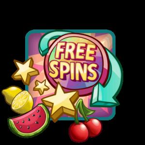 Gratis free spins utan insättning