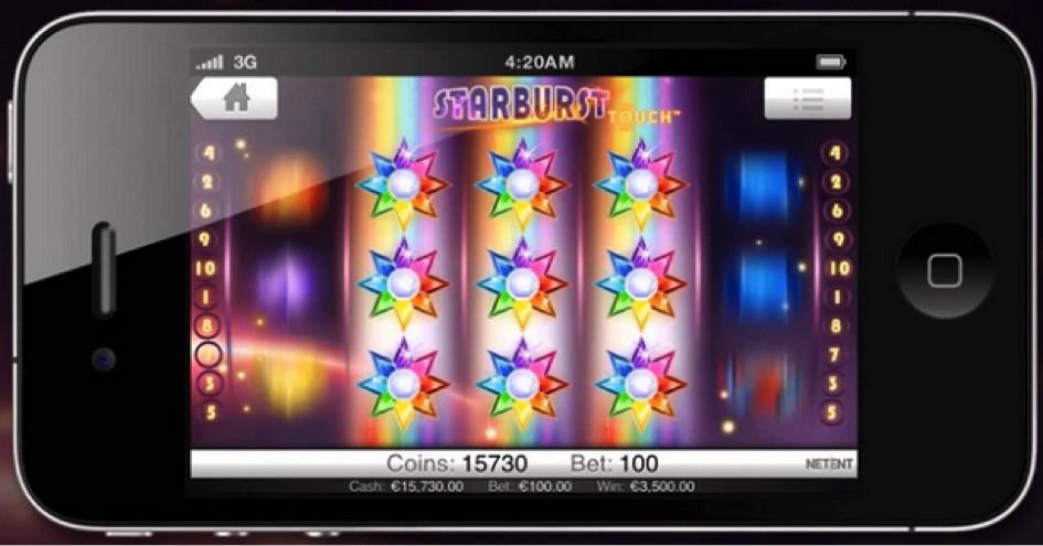Casino på mobilcasino
