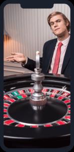 live casino i mobil