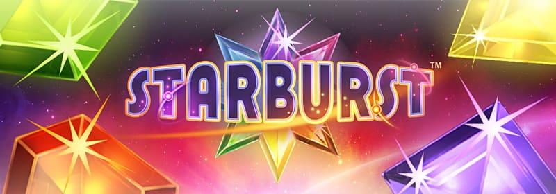Starburst är populärt i online casino